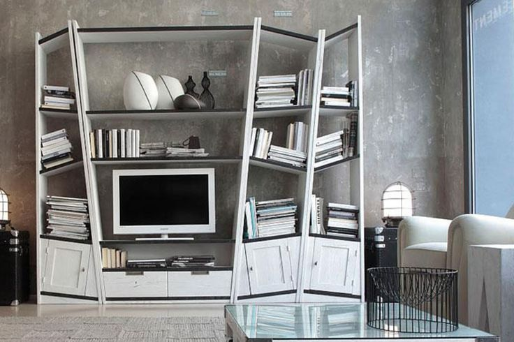 The 10 best MOBILI SOGGIORNO MODERNI images on Pinterest | Furniture ...