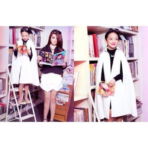 #vaniaromoff #fashion #fashion #dress #editorials #magazine #kidswear #kidsfashion #childrenswear #kids