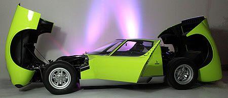 Lamborghini Miura Photos, Pictures, Images