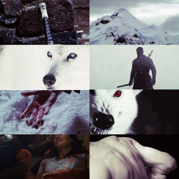 Jon Snow/Targaryen-Stark