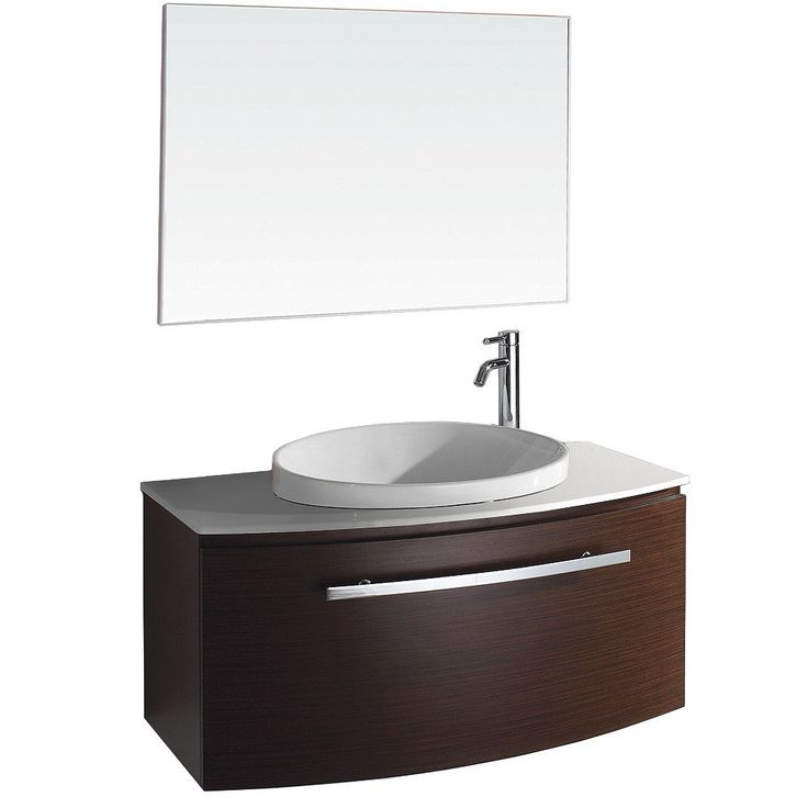 Annabelle 40 Inch Modern Bathroom Vanity Espresso Finish 15 best bath images on pinterest | bathroom ideas, bath vanities
