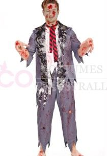If you have decided to wear a #ZombieCostume this year in the Halloween party, make sure that you give your best to it. Get the best Zombie costume at Costume in Australia at affordable prices. Visit: