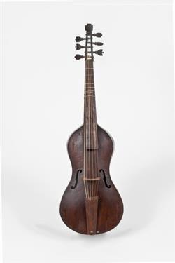 taille de viole de gambe, altgamba      Pietro Zenatto  1684 / 1684 Europa > Centraal-Europa > Italië > Noordoost Italië > Veneto (regio) > Treviso (provincie) > Treviso Muziekinstrumentenmuseum