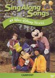 Sing Along Songs at Walt Disney World: Campout [DVD] [English] [1994]