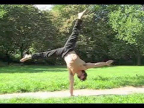 The Ido Portal Diet - RawBrahs Interview - YouTube