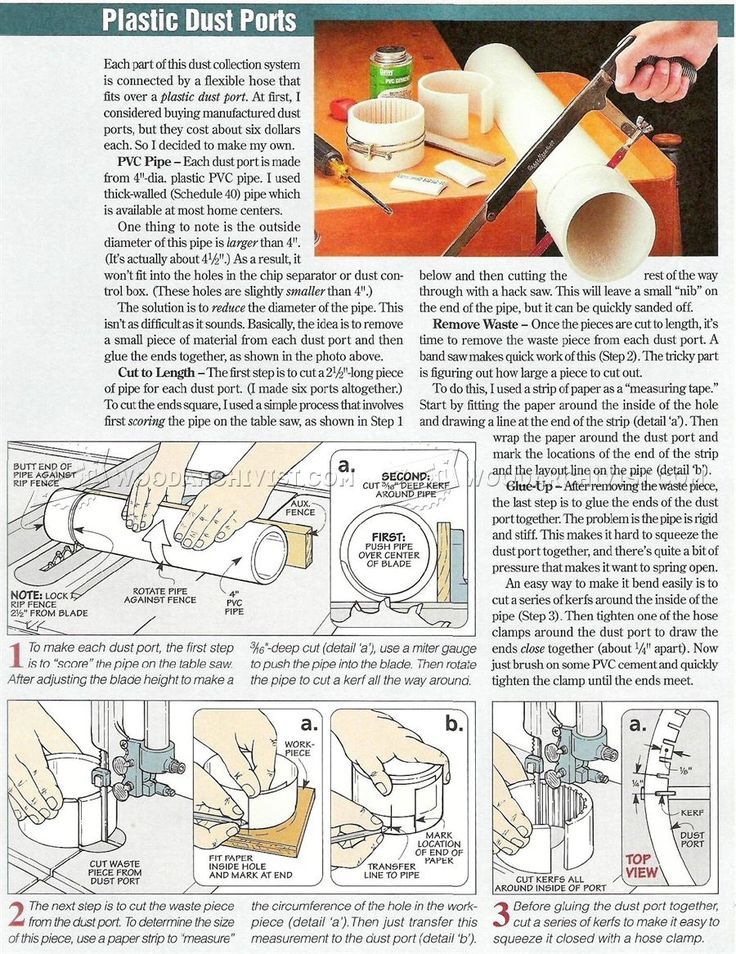 #3003 DIY Dust Collector - Dust Collection