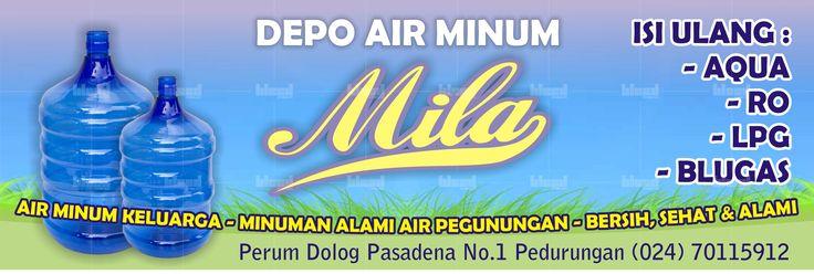Depo Air Minum MILA