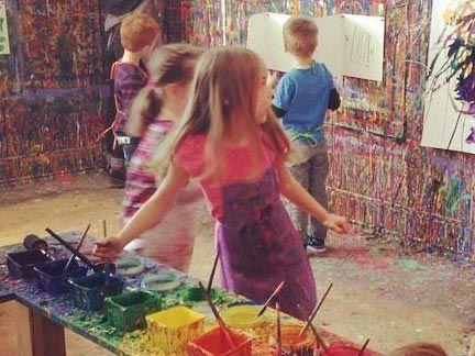Kids Art Classes Salem Oregon