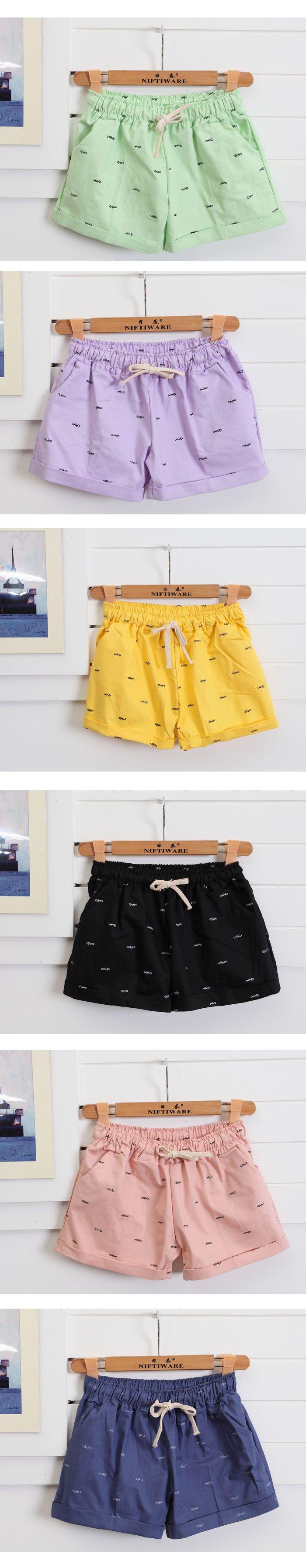 Бесплатная поставка Новый женские лето 2014 Мори Японские женщины котенок цветочный платье цвета шорты женские летние шорты - Taobao