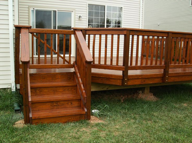 Wooden Deck Gate Woodworking Projects Plans