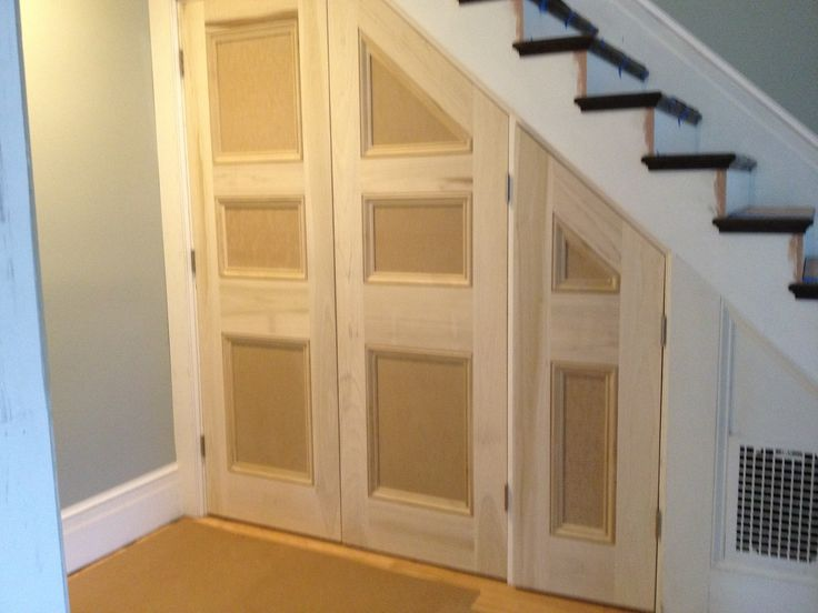 Nice Doors Under Stairs   Google Search