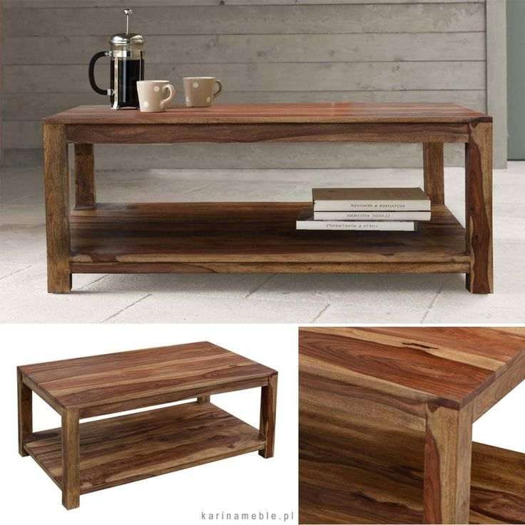 Drewniany stolik to ponadczasowy meble, prosty i funkcjonalny, to piękne drewno sprawia że wyglada znakomicie   :-) https://goo.gl/xx487F