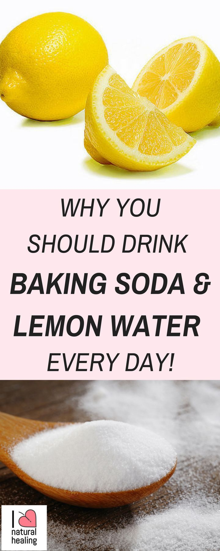 this is why you should drink baking soda u0026 lemon water every day