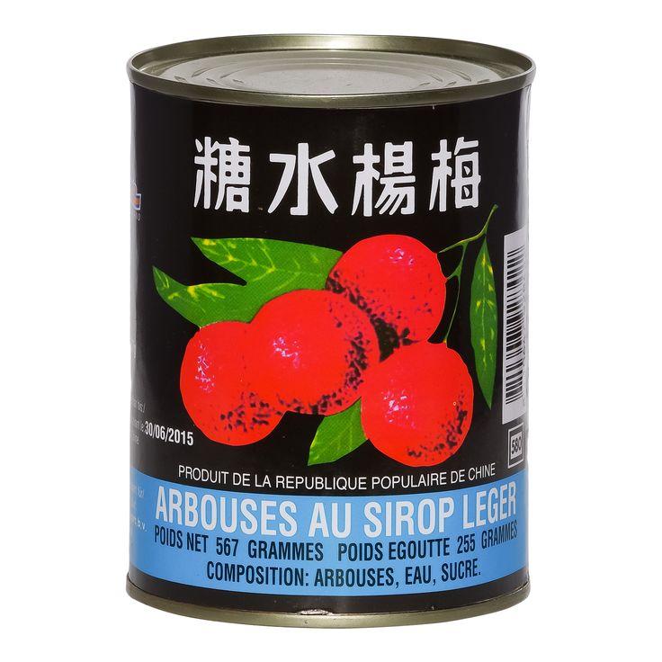 Ambition Arbutus in syrup  Arbutus in syrup  Chinese aarbei in siroopBij vele soorten bessen wordt je de tuin om geleid door hun benaming en uiterlijk. Net als bij de Arbutus. Ze worden soms ook wel Chinese aardbei of in het mandarijns Yang Mei lateins: Myrica Rubra genoemd omdat ze net zo fruitig ruiken als een aardbei en ook zo rood zijn. Soms een paarse gloed erdoor.Van origine groeit de Arbutus alleen in het oosten van China in het gebergte van Zhejiang provincie maar nu is het een…