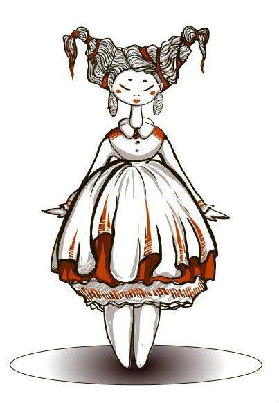 doll by Wait94 Vaigacheva Nastya