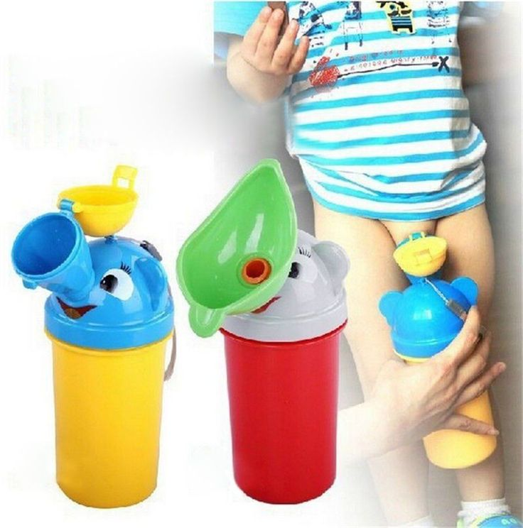 Portable Urinal Toilet Potty Training Baby Kid Toddler Boy Girl Car Travel Pee in Baby, Potty Training | eBay