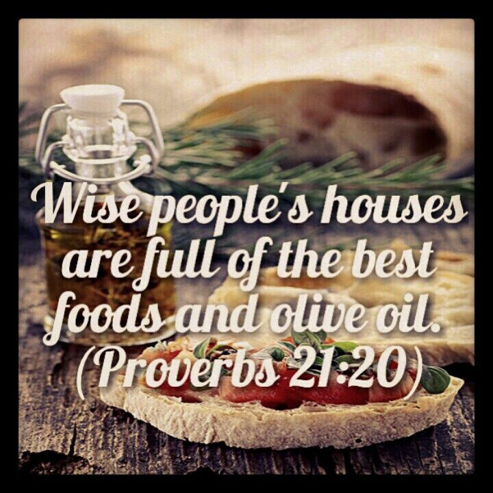 """Wise people's houses are full of the best foods and olive oil."" #Italian #Cooking"