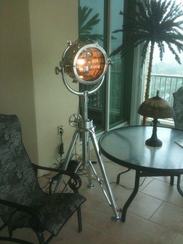 Talkmaster S Restoration Hardware Lamp Love It