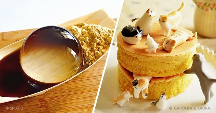 20Japanese desserts that are way too cute toeat