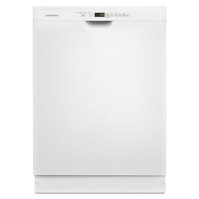 Amana 24-in 50-Decibel Built-in Dishwasher (White) ENERGY STAR