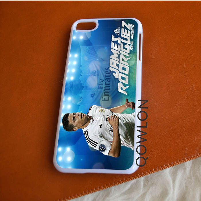 James Rodriguez Football iPod Touch 6 | 6TH GEN Case