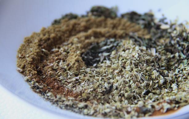 Greek Spice Rub or Salad Dressing | Recipe