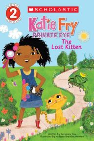 The Lost Kitten (Katie Fry, Private Eye Series #1)