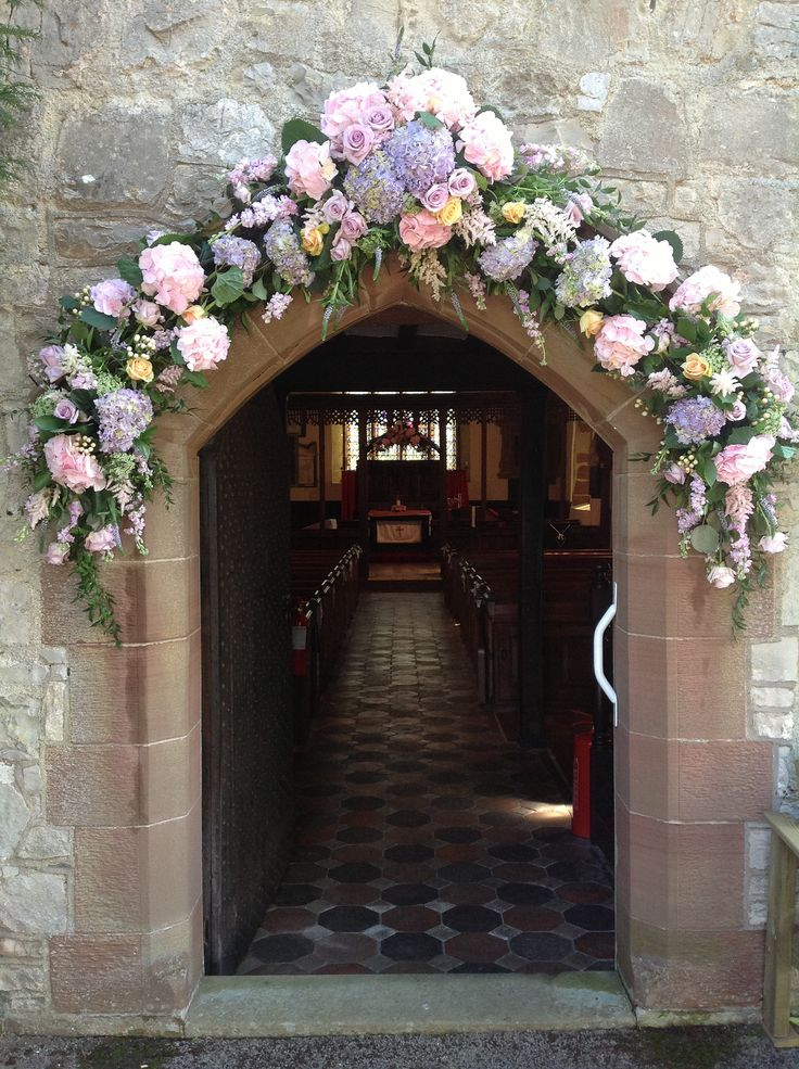 Easter Wedding - Archway | Flickr - Photo Sharing!