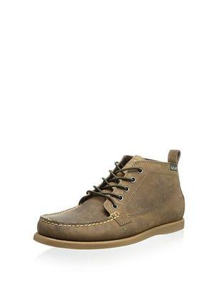 55% OFF Eastland Men's Seneca Five Eye Ankle Boot (Olive)