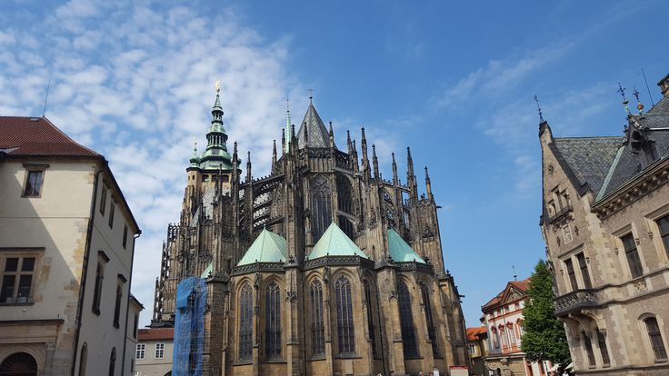 Want to hear about my trip to Prague? Check out my article for the Odyssey Online!