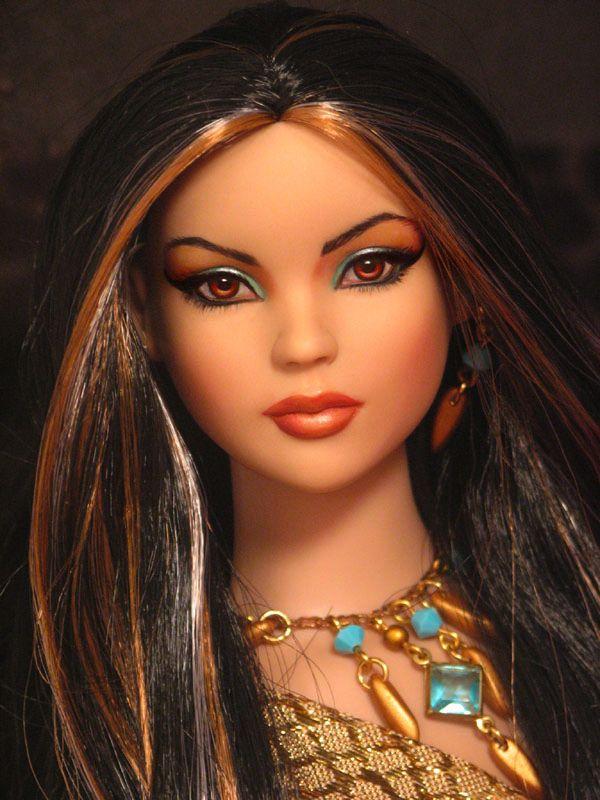 Tonner Cinderella, Egyptian #doll