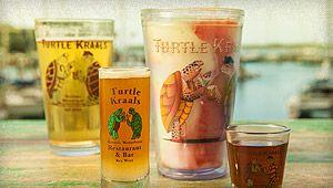 Evening Turtle Races | Key West Bar Games | Turtle Kraals