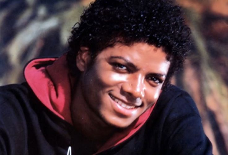 This is the Michael Jackson I was going to marry! lol