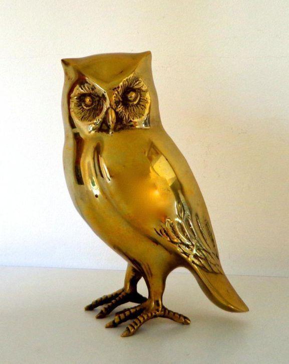73 best Owls bronze/ uilen van brons images on Pinterest   Owls ...