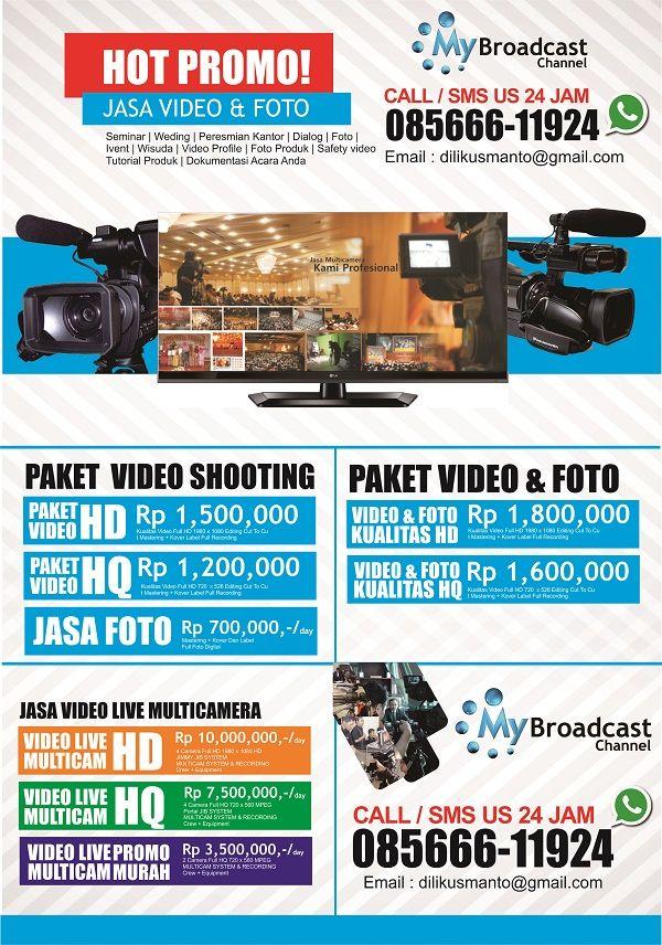 HUBUNGI 08561946100 | JASA VIDEO SHOOTING | VIDEO SHOOTING JAKARTA | JASA VIDEO SHOOTING | PAKET VIDEO SHOOTING | JASA EDITING VIDEO | jasa VIDEO SHOOTING
