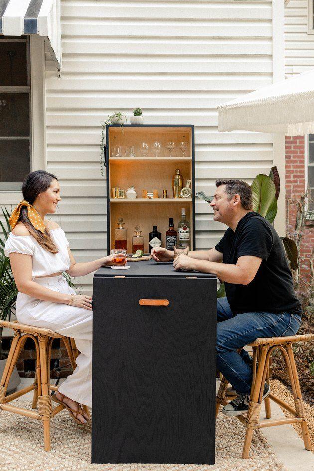 Outdoor Murphy Bar Diy That Literally Anyone Can Do In 2020