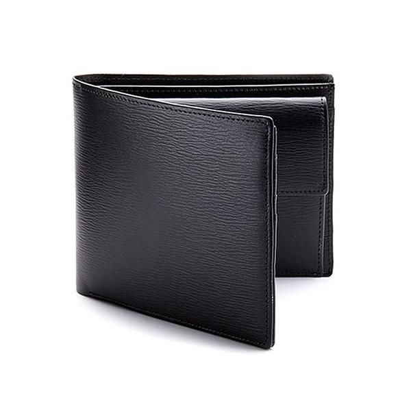Men´s Coin Wallet ANTORINI in Black Terre