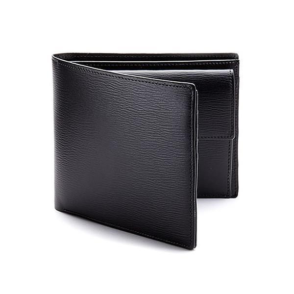 Men´s Coin Wallet ANTORINI in Black Terre