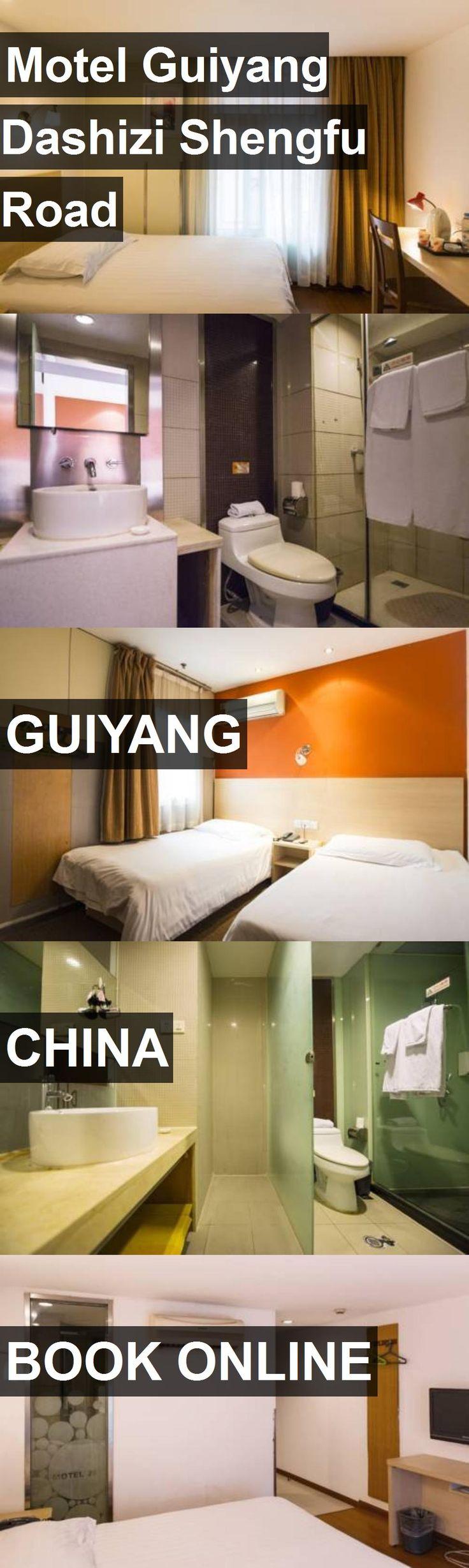 Hotel Motel Guiyang Dashizi Shengfu Road in Guiyang, China. For more information, photos, reviews and best prices please follow the link. #China #Guiyang #travel #vacation #hotel