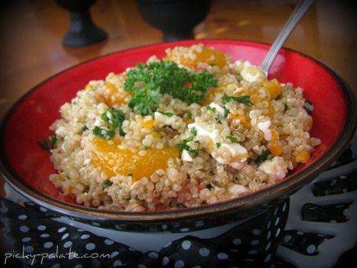 ... Quinoa Recipes on Pinterest | Quinoa, Quinoa salad and Quinoa pilaf