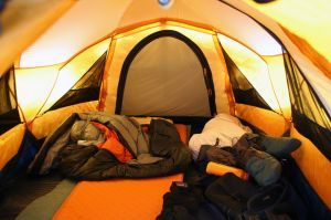 Staying Warm in Your Tent. this might come in handy!