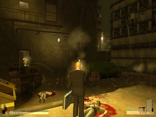 Hitman 3 Contracts Game Screenshots
