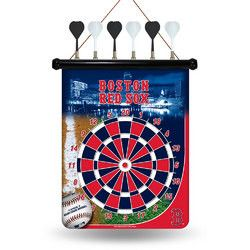 Boston Red Sox MLB Magnetic Dart Board