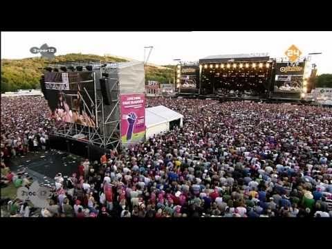 Bruce Springsteen Pinkpop 2012 - YouTube