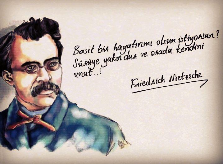 Basit bir hayatın mı olsun istiyorsun?  Sürüye yakın dur ve orada kendini unut..!   - Nietzsche  #sözler #anlamlısözler #güzelsözler #manalısözler #özlüsözler #alıntı #alıntılar #alıntıdır #alıntısözler