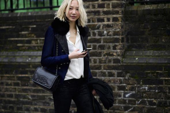 Street-Style Shopping: The Perks of Cool Basics || Park Soo Joo
