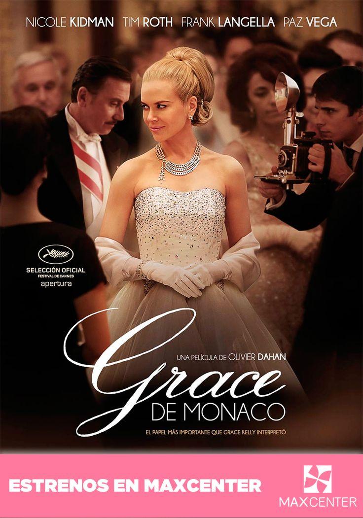 Hoy vuelven los #estrenos de la mano de Nicole Kidman y su papel como GRACE DE MÓNACO  Como siempre podéis consultar el resto de la cartelera aquí