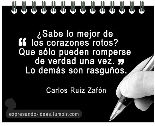 my favorite book, shadow of the wind...carlos ruiz zafon quotes - Google Search