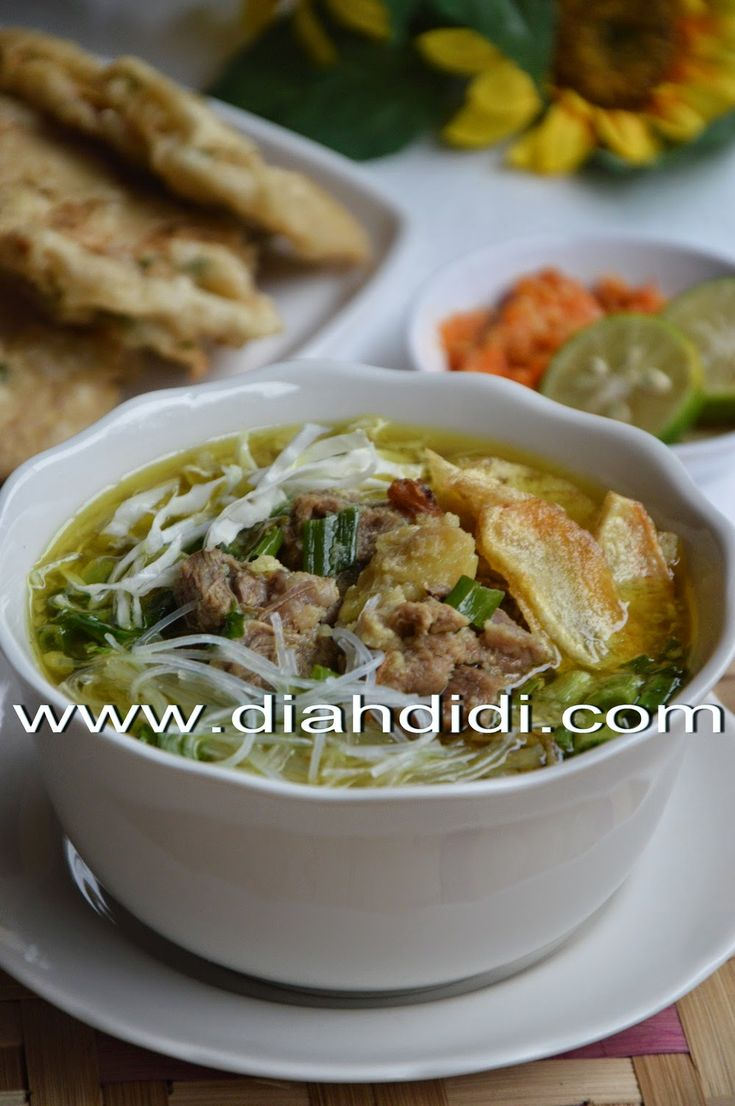 Diah Didi's Kitchen: Soto Daging Ala Madura