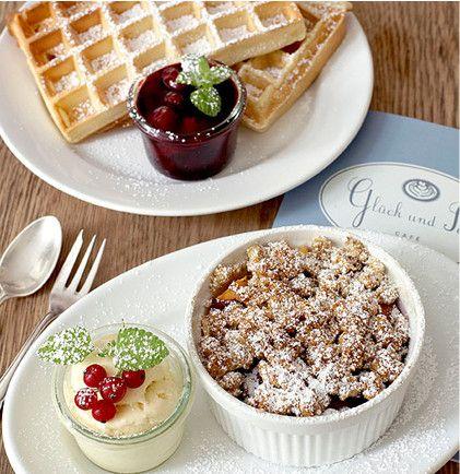 lecker Frühstücken in Hamburg, die schönsten Cafés mit dem besten Frühstück á la carte oder Frühstücksbuffet // Glück und Selig Eimsbüttel